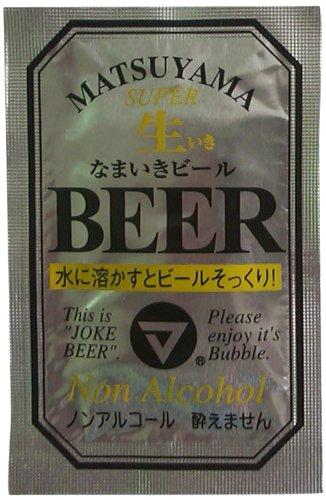 松山製菓 生いきビール 4.5g × 40袋