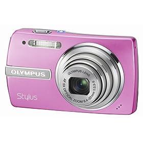 pink olympus stylus 840