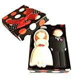 FbscTech Wedding Gifts USB Flash Drive 8GB - A Groom & A Bride