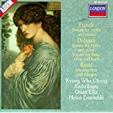 Franck: Sonata for Violin & Piano / Debussy: Sonatas / Ravel: Introduction & Allegro
