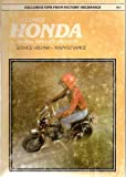img - for Honda 50-110cc Ohc Singles: 1965-1986 Service, Repair, Maintenance book / textbook / text book