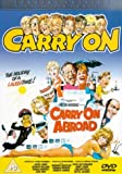 Carry On Abroad [DVD] [1972]
