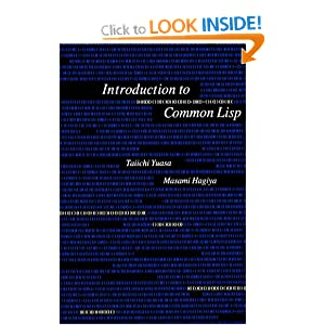 Introduction to Common Lisp,