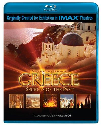 Greece: Secrets of the Past (IMAX) [Blu-ray]