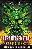 Battle Lines: A Department 19 Novel (Department Nineteen)