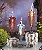 Colorful Celestial Outdoor Oil Lamps