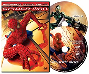 Spider-man Widescreen Special Edition from Sony Pictures Home Entertainment