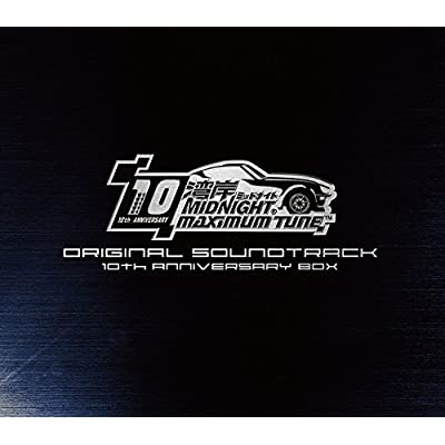 �Ѵߥߥåɥʥ���MAXIMUM TUNE ORIGINAL SOUNDTRACK 10th Anniversary Box