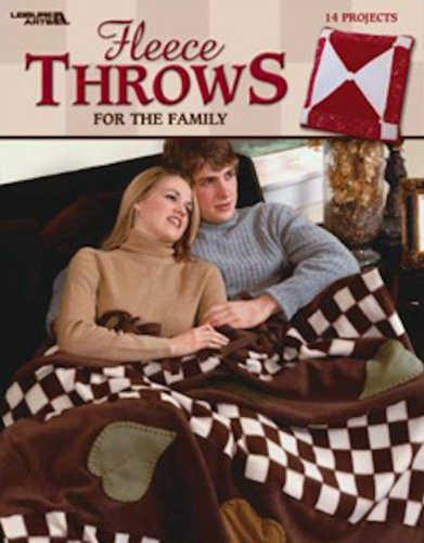 Fleece Throws For The Family front-895440