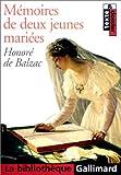 echange, troc Honoré de Balzac - Mémoires de deux jeunes mariées