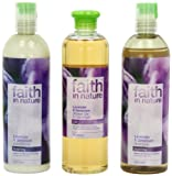 Faith In Nature Lavender and Geranium Beauty Product Box