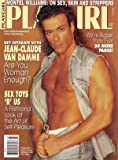 img - for PLAYGIRL, THE MAGAZINE. July 1993 Jean-Claude Van Damme; Sex Toys 'R' Us book / textbook / text book