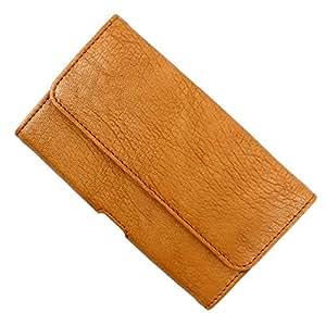 DooDa PU Leather Case Cover For Lava iris 504Q