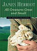 All Creatures Great and Small by James Herriot cover image
