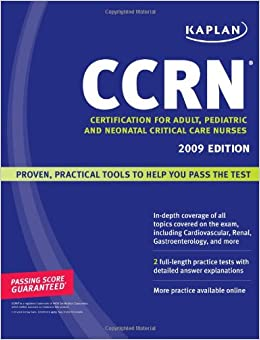 ccrn practice cardiology questions