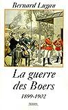 echange, troc Lugan Nard - La guerre des boers
