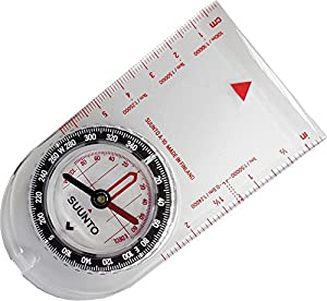Suunto Recreational Baseplate Compasses A-10/Cm/Nh Compass, SS012055013