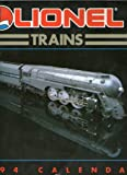 Lionel Trains 1994 Calendar