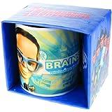 Brains Thunderbirds Boffin mug