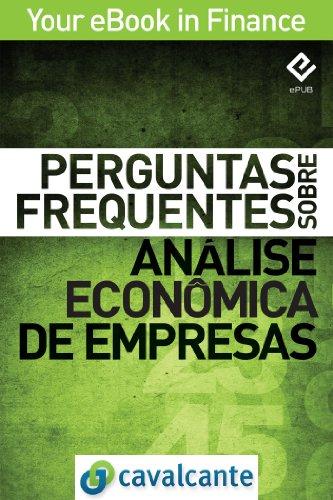 Cavalcante - Perguntas Frequentes Sobre Análise Econômica de Empresas