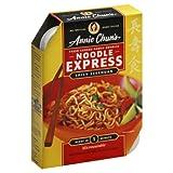 Annie Chun's Spicy Szechuan Noodle Express, 7.4-Ounce Bowls (Pack of 6) ~ Annie Chun's