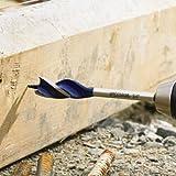 Irwin Industrial Tools 3041006 Speedbor Max Spade Bit Set, 6-Piece
