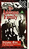 The Addams Family: Volume 1 [VHS]