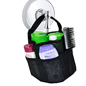 Amazon.com: BeachMall Shower Tote Caddy (Heavy Duty Mesh ...