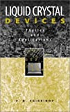 img - for Liquid Crystal Devices: Physics and Applications (Artech House Optoelectronics Library) by Chigrinov, V. G. (1999) Hardcover book / textbook / text book
