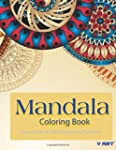 Mandala Coloring Book: Coloring Books...