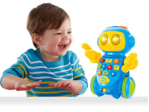 New-Release-March-2016-PLS-Baby-Smart-Robot-Electronic-Learning-Toy-Activity-Center-Educational