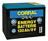 Corral - 130 Ah 9V Zinc-Carbon Dry Battery