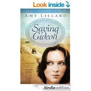 Saving Gideon (A Clover Ridge Novel)