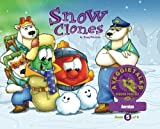 img - for Snow Clones - VeggieTales Mission Possible Adventure Series #5: Personalized for Aeralyn (Girl) c1214 book / textbook / text book