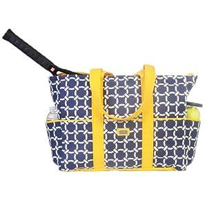 Buy Ame & Lulu Canary Tennis Tote Bag by Ame & Lulu