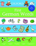 Oxford First German Words (First Words)