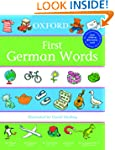 OXFORD FIRST GERMAN WORDS: With Free...