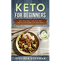 Virginia Hoffman's Keto: For Beginners Kindle eBook for Free