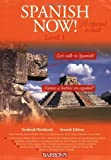 img - for Spanish Now! Level 1 by Silverstein, Ruth, Pomerantz Ph.D., Allen, Wald Ph.D., Haywo (2005) Paperback book / textbook / text book