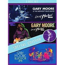 Live Montreux 90 / Live Montreux 10 / Blues for