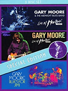Gary Moore - Special Edition [3 DVDs]