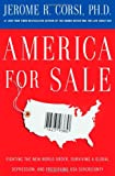 img - for America for Sale: Fighting the New World Order, Surviving a Global Depression, and Preserving USA Sovereignty book / textbook / text book