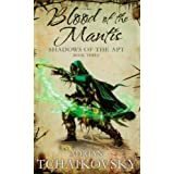 Blood of the Mantis: Shadows of the Apt (Shadows of the Apt 3)by Adrian Tchaikovsky