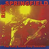 Rick Springfield - Early Sound City Sessions