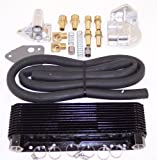 EMPI 00-9272-0 TYPE 1 VW SAND RAIL, BUGGY OIL COOLER KIT, 24 PLATE