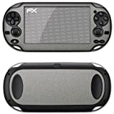 atFoliX Designfolie &#34;FX-Brushed-Alu&#34; fr Sony PlayStation Vitavon &#34;Designfolien@FoliX&#34;