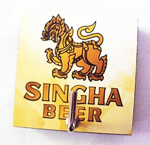 agility-bathroom-wall-hanger-hat-bag-key-adhesive-wood-hook-vintage-singha-beers-photo