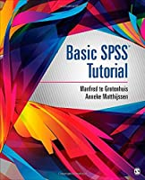 Basic SPSS Tutorial Front Cover