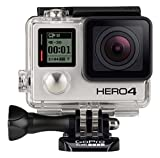 GoPro HERO 4 Black Edition Waterproof Sports & Action Camera (Certified Refurbished)
