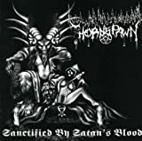 Sanctified By Satans Blood by THORNSPAWN (2007-02-12)